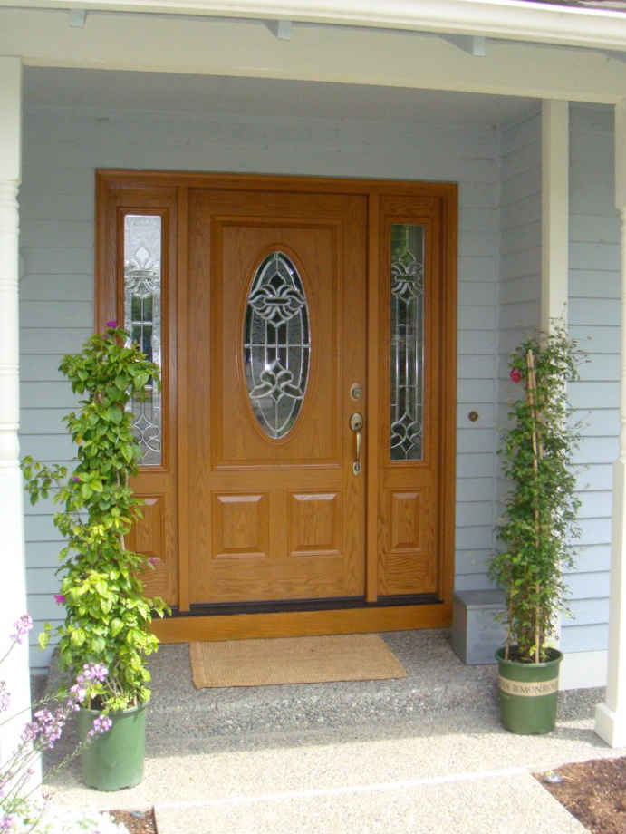 Entry doors signature window door replacement kent wa - Signature interiors and design kent ...