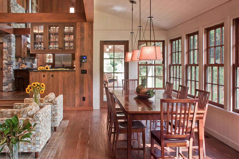 Marvin craftsman dining room 1