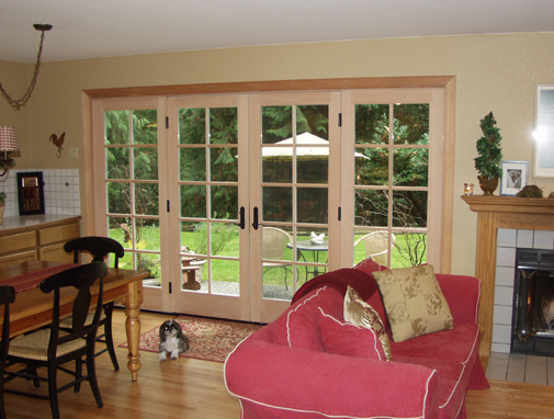 French doors signature window door replacement kent wa - Signature interiors and design kent ...