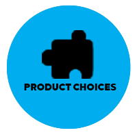 product choices
