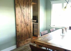 codel interior doors Barn Door 300x214
