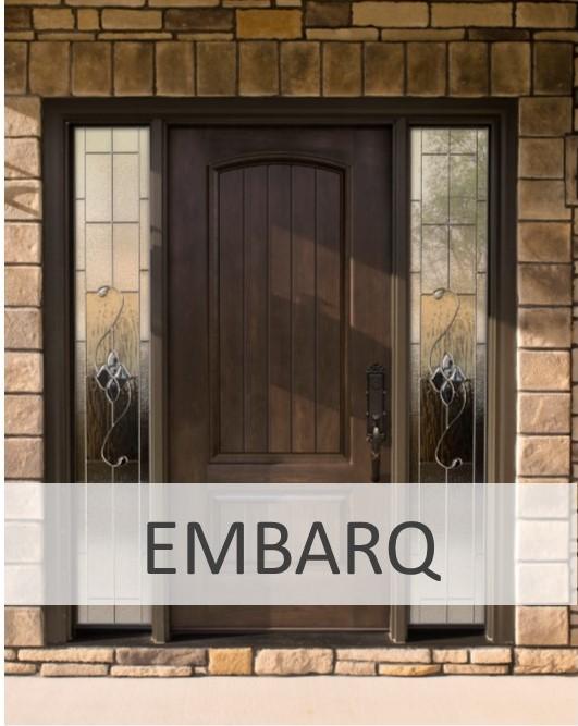 Fiberglass Door icon Embarq