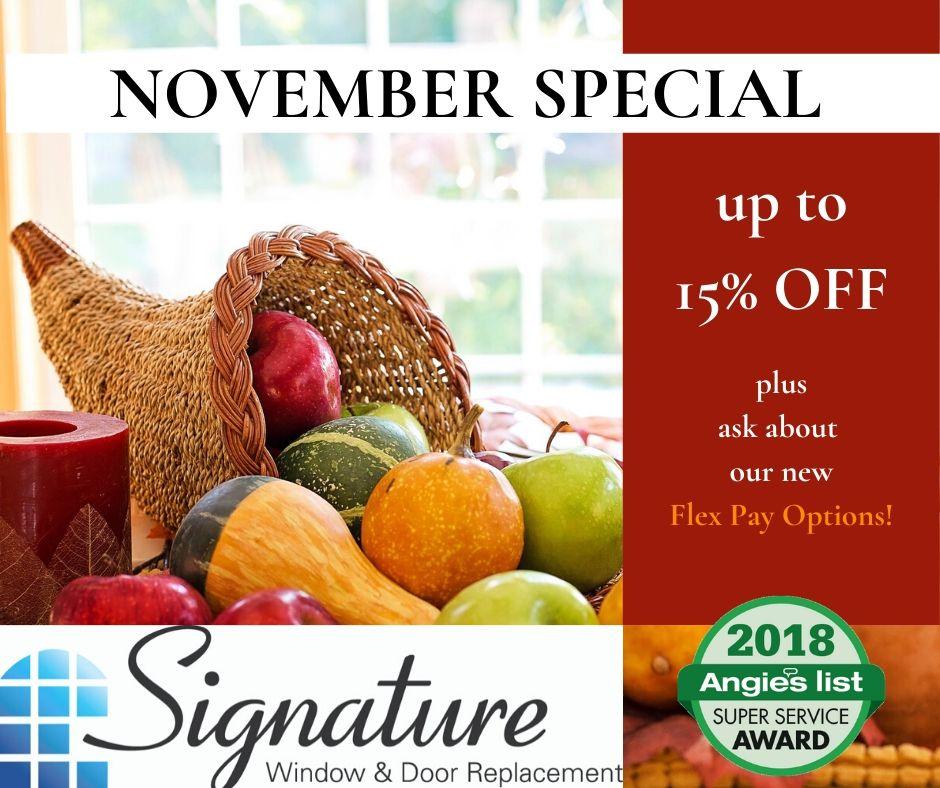 November 2019 Special