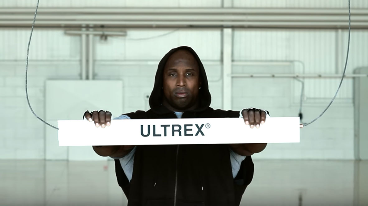 How strong are Infinity Windows made of Ultrex