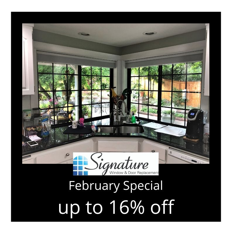 February Special up to 16 off